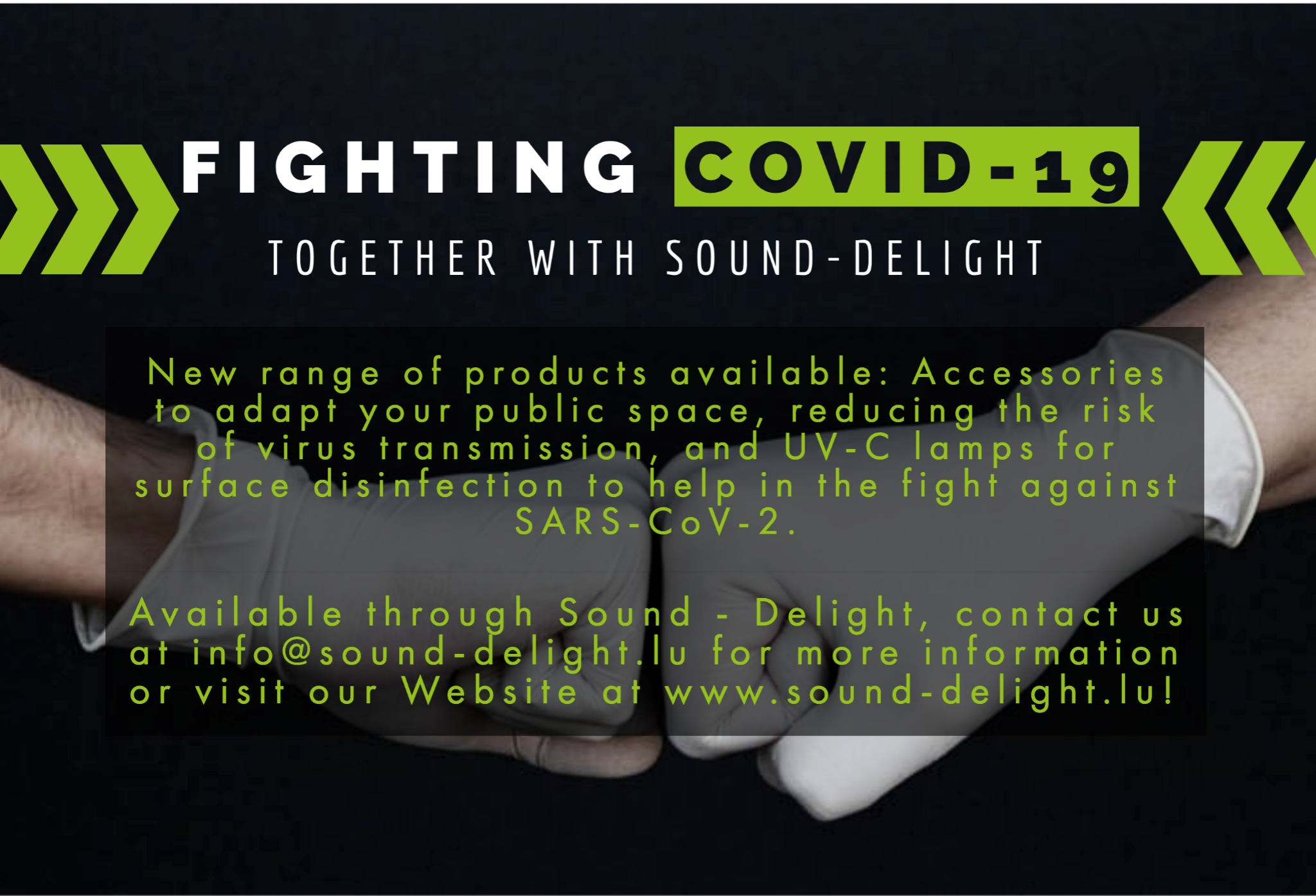 Fighting Covid-19